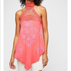 Free People NWT Mandolin Tank